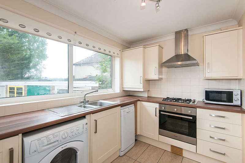 2 Bedrooms Flat for sale in Welbeck Avenue, Southampton, SO17