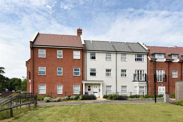 2 Bedrooms Flat for sale in Ashville Way, Wokingham, Berkshire