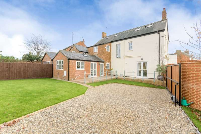5 Bedrooms House for sale in Silver Street, Newport Pagnell