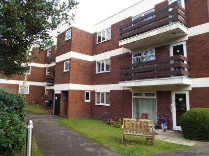 1 Bedroom Flat for sale in Southcrest Gardens, Redditch, Worcestershire
