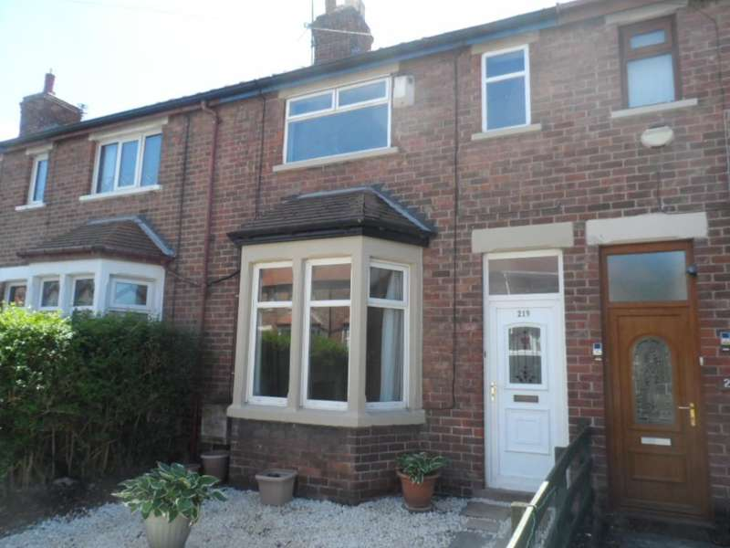 3 Bedrooms Terraced House for sale in Newhouse Road, Blackpool, FY4 4PB