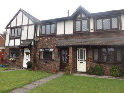 2 Bedrooms Terraced House for sale in Rothay Drive, Penketh, Warrington, Cheshire