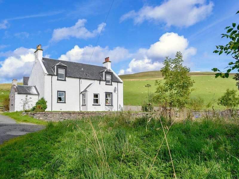 4 Bedrooms Farm House Character Property for sale in North Balloch Farm, Girvan, South Ayrshire, KA26