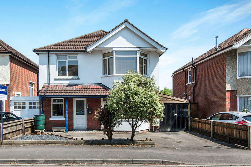 4 Bedrooms Detached House for sale in Upper Shaftesbury Avenue, Southampton, SO17