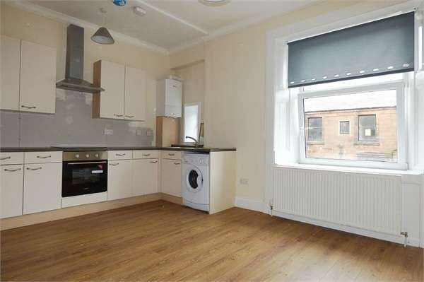 1 Bedroom Flat for sale in Loudoun Road, Newmilns, East Ayrshire