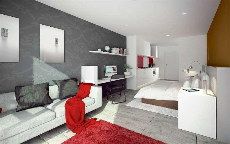 Studio Flat for sale in Salisbury Street, Liverpool, Merseyside