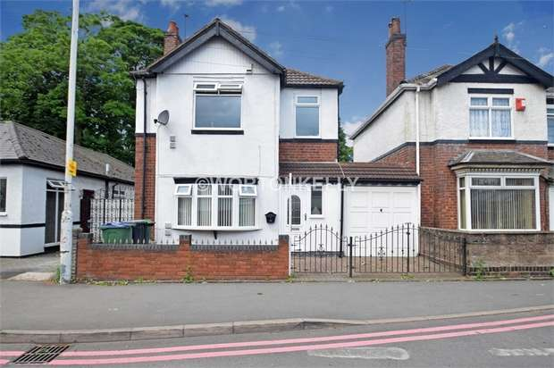 3 Bedrooms Terraced House for sale in All Saints Way, WEST BROMWICH, West Midlands