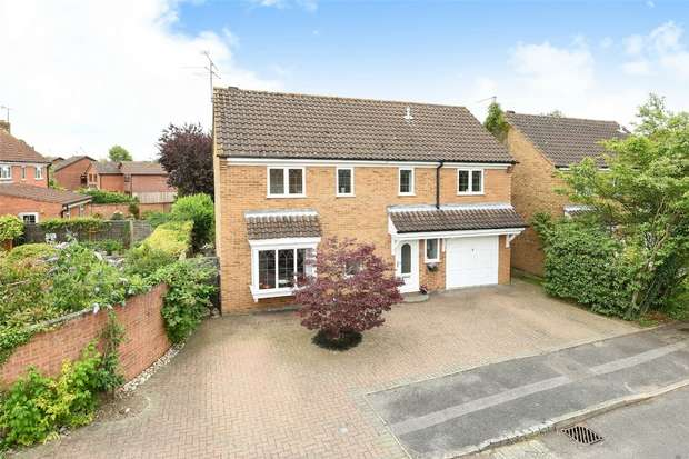 5 Bedrooms Detached House for sale in Bedfordshire Way, WOKINGHAM, Berkshire