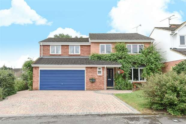 5 Bedrooms Detached House for sale in Phoenix Close, WOKINGHAM, Berkshire