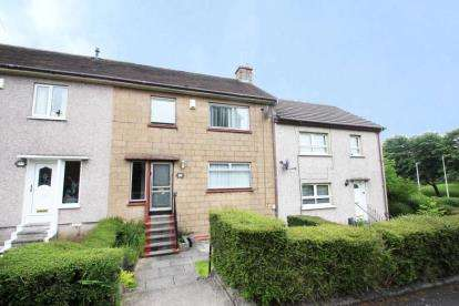 3 Bedrooms Terraced House for sale in Esk Drive, Paisley, Renfrewshire