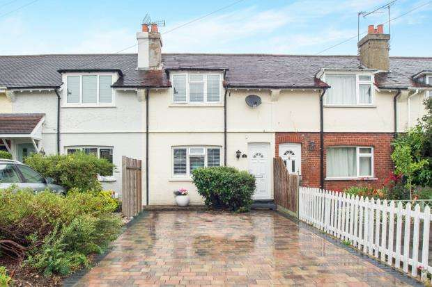 3 Bedrooms Terraced House for sale in Epsom, Surrey, England