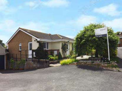 2 Bedrooms Bungalow for sale in Dawlish, Devon