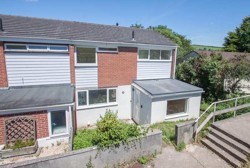 4 Bedrooms Semi Detached House for sale in Southway, Plymouth
