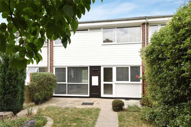 3 Bedrooms Terraced House for sale in Lingfield Close, Northwood, Middlesex, HA6