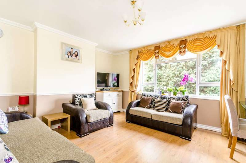 2 Bedrooms Flat for sale in Bell Green Lane, Sydenham, SE26