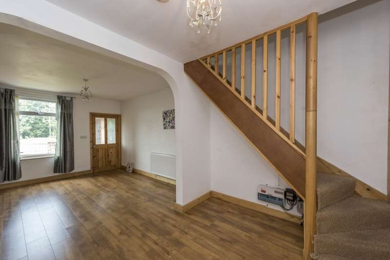 2 Bedrooms Terraced House for sale in Vernon Street, St. Helens, Merseyside, WA9