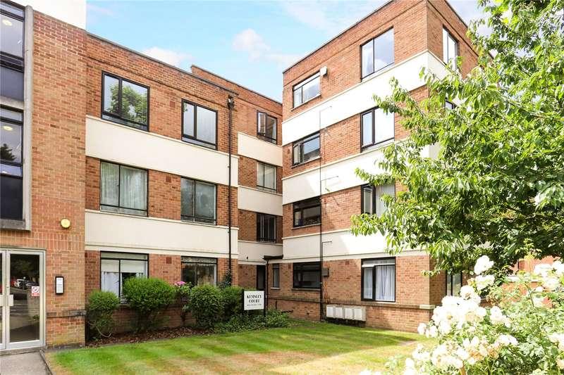 2 Bedrooms Flat for sale in Kemsley Court, Rathgar Avenue, Ealing, W13