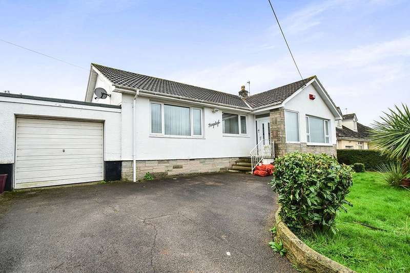 3 Bedrooms Detached Bungalow for sale in Lindridge Lane, Kingsteignton, Newton Abbot, TQ12