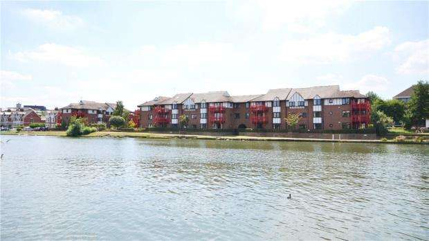 2 Bedrooms Apartment Flat for sale in Caversham Wharf, Waterman Place, Reading