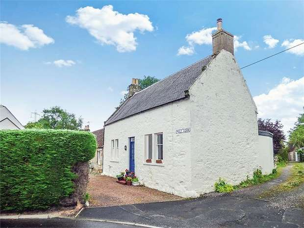 3 Bedrooms Cottage House for sale in Malt Loan, Newton of Falkland, Cupar, Fife