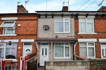 3 Bedrooms Terraced House for sale in Unwin Road, Sutton-In-Ashfield, Nottinghamshire, Notts
