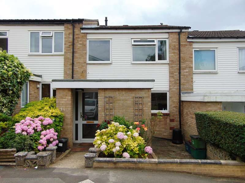 3 Bedrooms Terraced House for sale in Viney Bank, Croydon, CR0 9JT