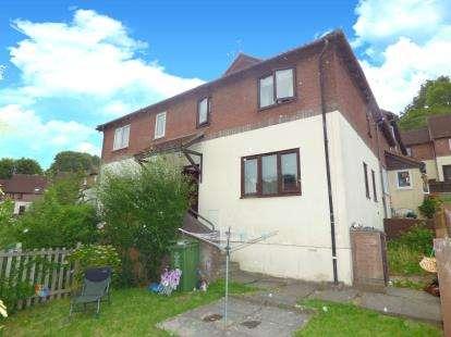 2 Bedrooms Terraced House for sale in Kinnerton Way, Exeter, Devon