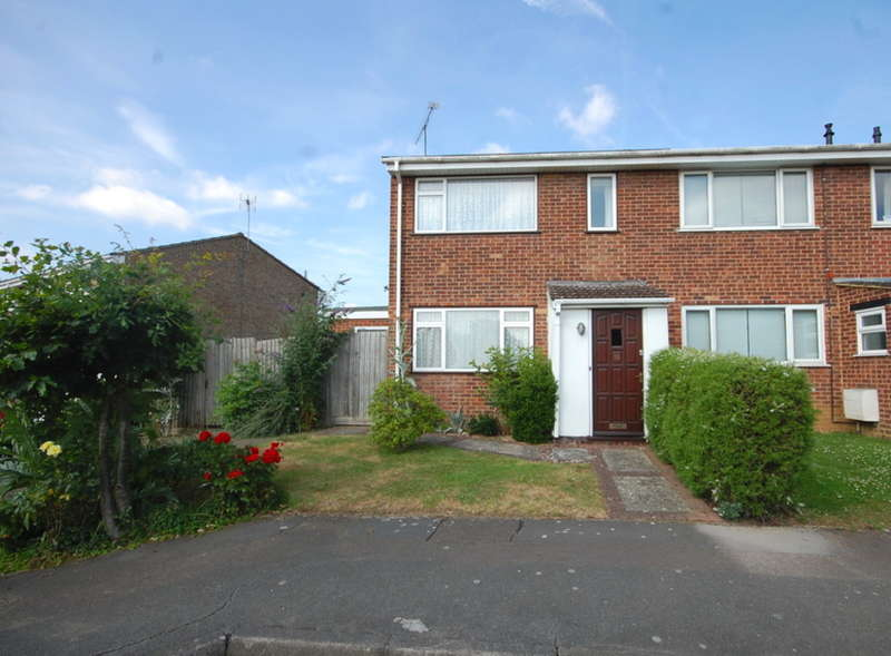 4 Bedrooms End Of Terrace House for sale in Foxglove Way, Springfield, Chelmsford, CM1