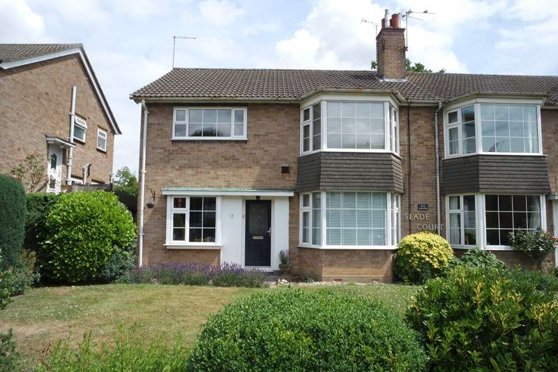 2 Bedrooms Maisonette Flat for sale in Clifford Road, New Barnet