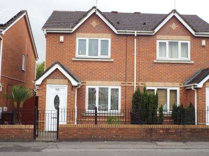 2 Bedrooms Semi Detached House for sale in Elizabeth Street, Manchester, Greater Manchester