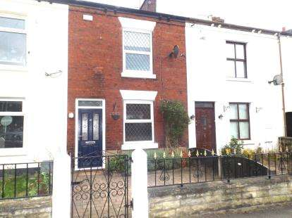 2 Bedrooms Terraced House for sale in Station Street, Hazel Grove, Stockport, Cheshire