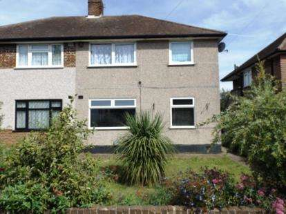 2 Bedrooms Maisonette Flat for sale in Hainault