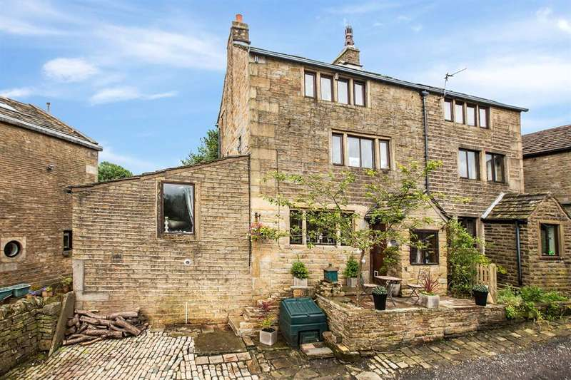4 Bedrooms Cottage House for sale in Shore Lane, Littleborough, OL15 0LH