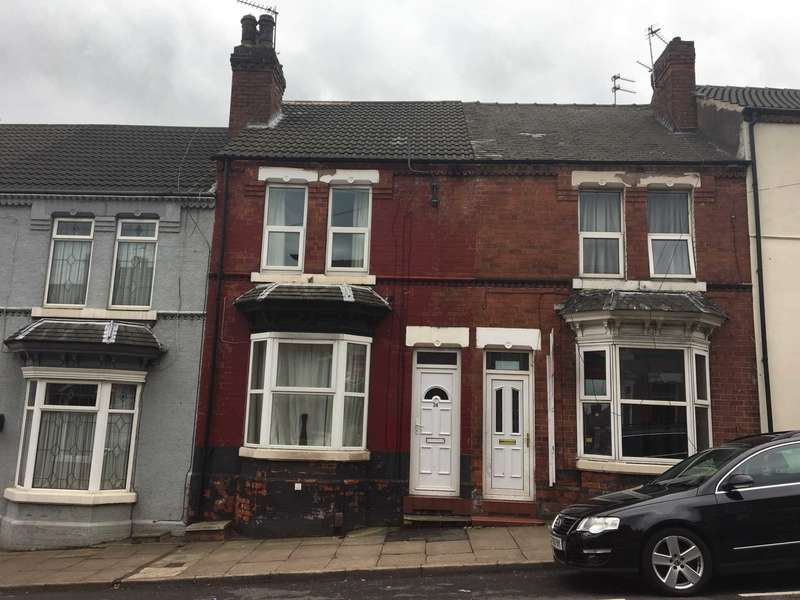 2 Bedrooms Terraced House for sale in Belmont Avenue, Balby