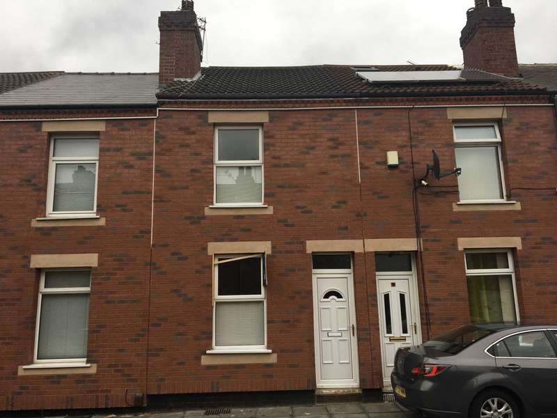 2 Bedrooms Terraced House for sale in Sheardown Street, Hexthorpe
