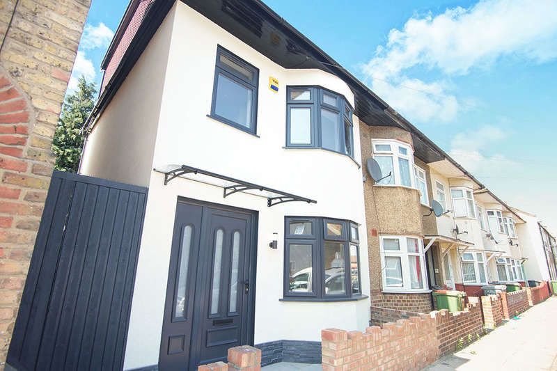 3 Bedrooms Semi Detached House for sale in Helena Road, London, E13