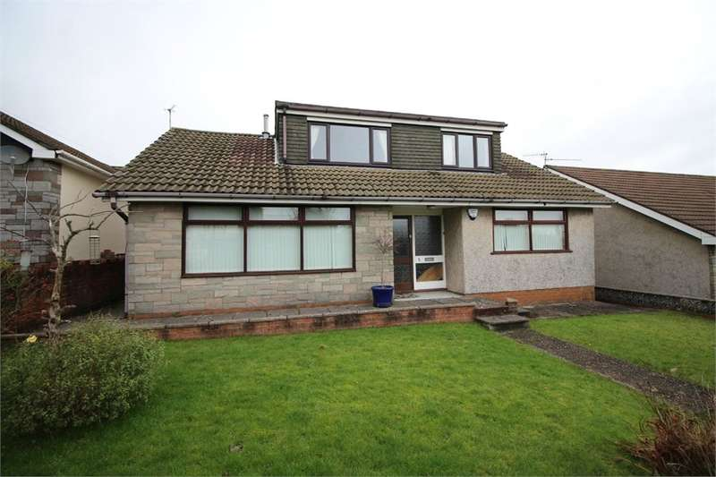 4 Bedrooms Detached Bungalow for sale in Cwrdy Walk, Griffithstown, Pontypool, NP4