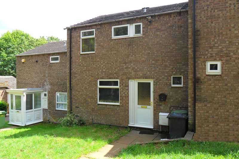 3 Bedrooms Terraced House for sale in Sandpiper Lane, Wellingborough, Northamptonshire. NN8 4TW