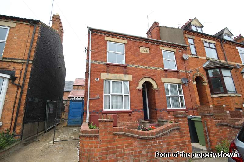 2 Bedrooms Flat for rent in Rock Street, Wellingborough, Northamptonshire. NN8 4LW