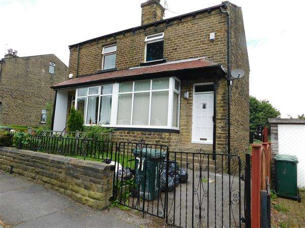 4 Bedrooms Semi Detached House for sale in Poplar Grove, Bradford