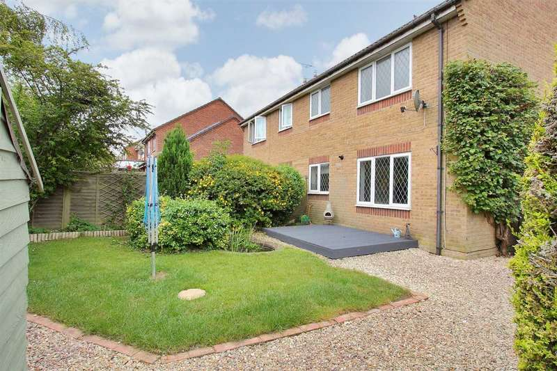 1 Bedroom Terraced House for sale in Princess Mary Gardens, Ludgershall