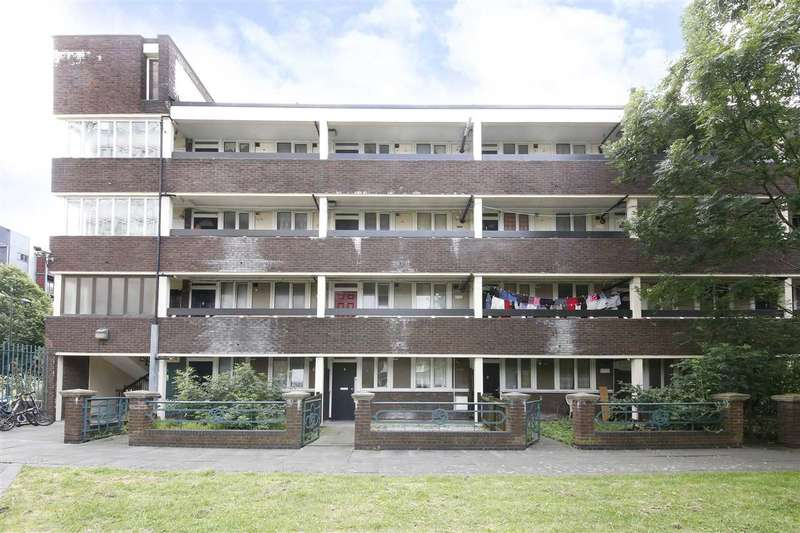 1 Bedroom Apartment Flat for sale in Gransden House, Bowditch, Deptford
