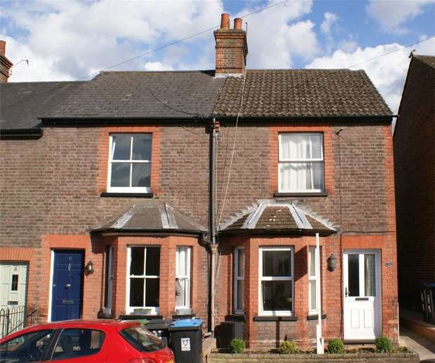 3 Bedrooms End Of Terrace House for sale in Orchard Street, Apsley, Hemel Hempstead, Hertfordshire