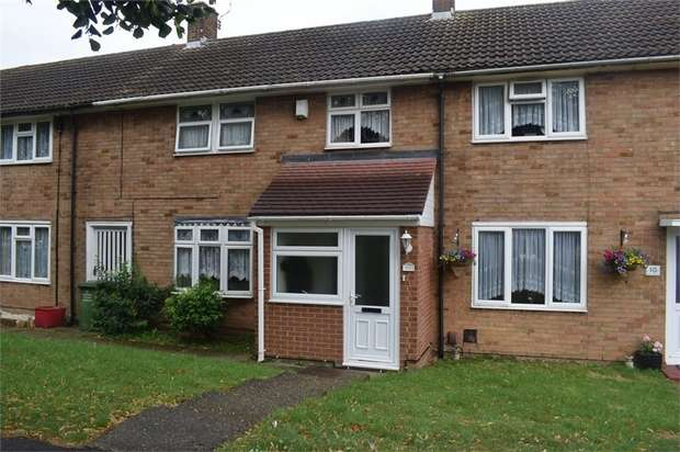 4 Bedrooms Terraced House for sale in Peldon Pavement, Basildon, Essex