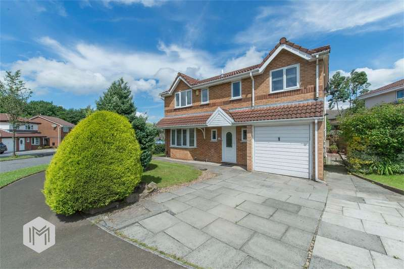 5 Bedrooms Detached House for sale in Beaumont Chase, Middle Hulton, Bolton, Lancashire