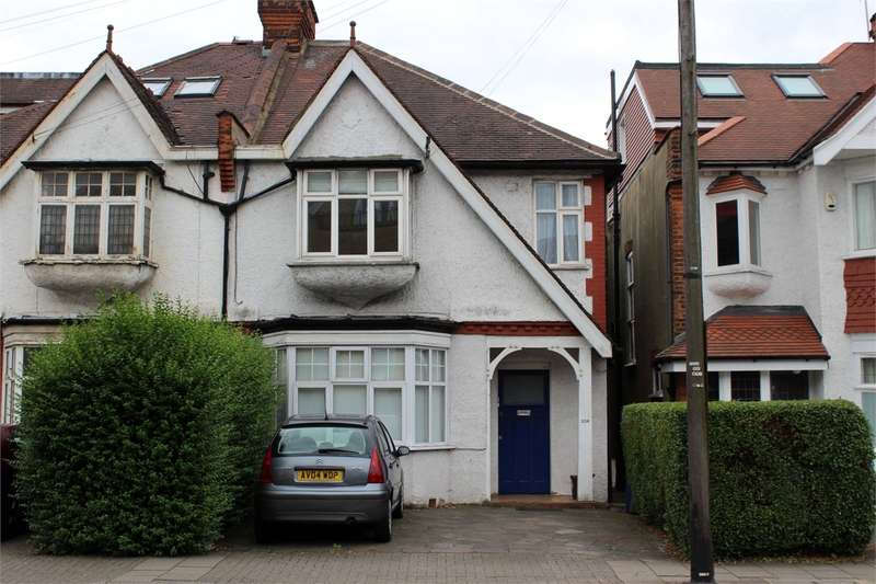 2 Bedrooms Flat for sale in East End Road, East Fnchley, London