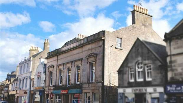 Commercial Property for rent in Caledonian House, 164 High Street, Elgin, Moray