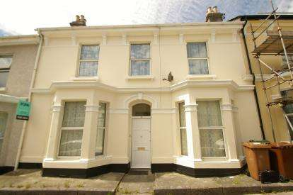 4 Bedrooms Terraced House for sale in Plymouth, Devon