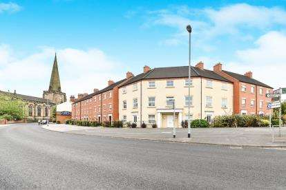 2 Bedrooms Flat for sale in Church Street, Uttoxeter, Staffordshire