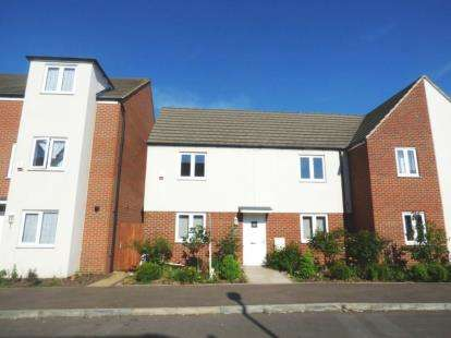3 Bedrooms Semi Detached House for sale in Lavender Hill, Broughton, Milton Keynes, Bucks